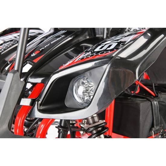 Электроквадроцикл WHITE SIBERIA SNEG 1500w