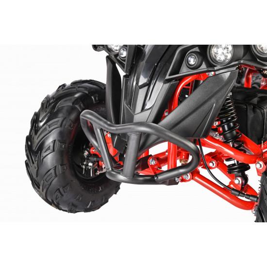 Электроквадроцикл WHITE SIBERIA SNEG R 1500w