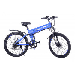 Велогибрид Eccoffect H-SLIM