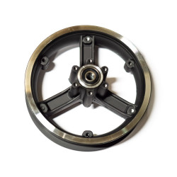 Переднее колесо (без камеры и покрышки) электросамоката Starway Z10
