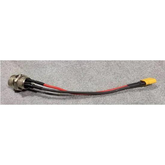 Гнездо зарядки для электросамоката Halten RS-01